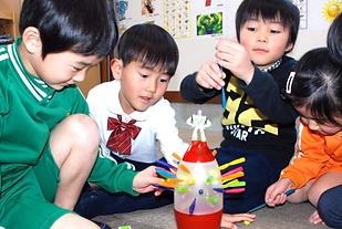 ザッツキッズの5つの特長 子供英会話 ゲーム ザッツ英会話スクール