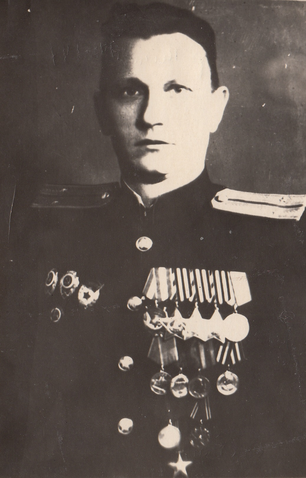 Шерстюк Фёдор Семенович, Ковалер орденов