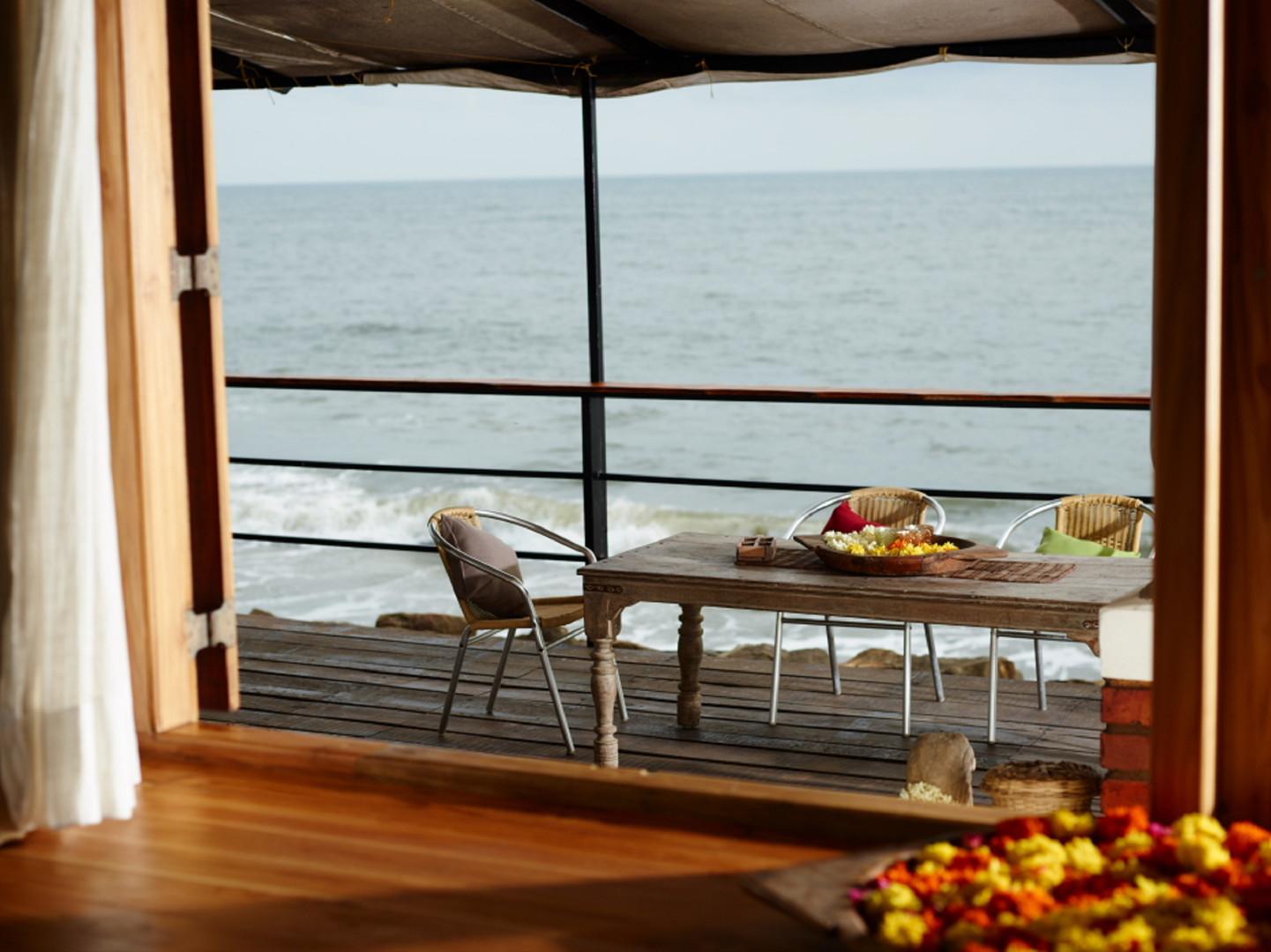 Photo galery - view on the Arabian Sea f