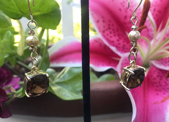 Crystal and Pearl Drops