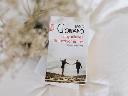 Despre Singurătatea numerelor prime de Paolo Giordano