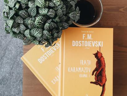 Recenzie Frații Karamazov, Dostoievski