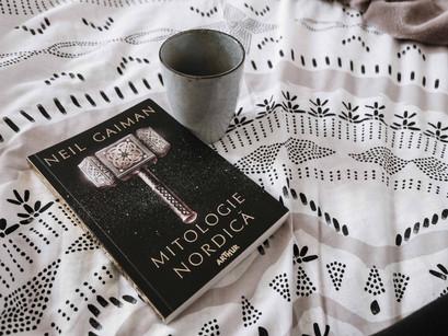 Mitologie nordică, de Neil Gaiman