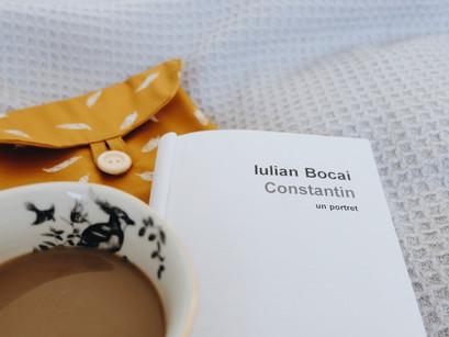 Despre Constantin de Iulian Bocai