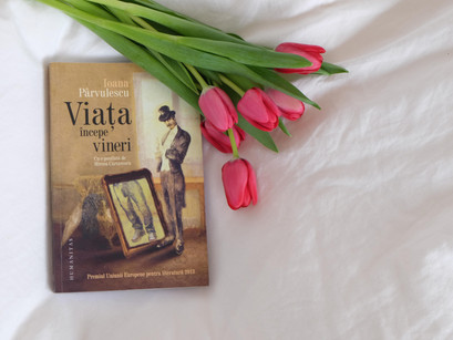 Despre Viața începe vineri de Ioana Pârvulescu