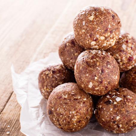 Recipe- Chocolate Energy Balls