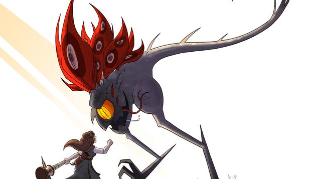 The Devil VS Johanna