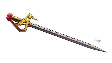 King Leichen Sword