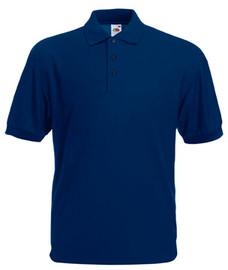 Polo Homme Bleu Marine