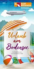 ECHT BODENSEE CARD Reiseführer 2019