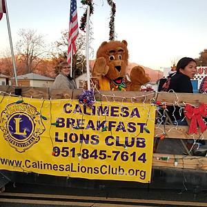 Get Your Lights on, Calimesa! Christmas Parade
