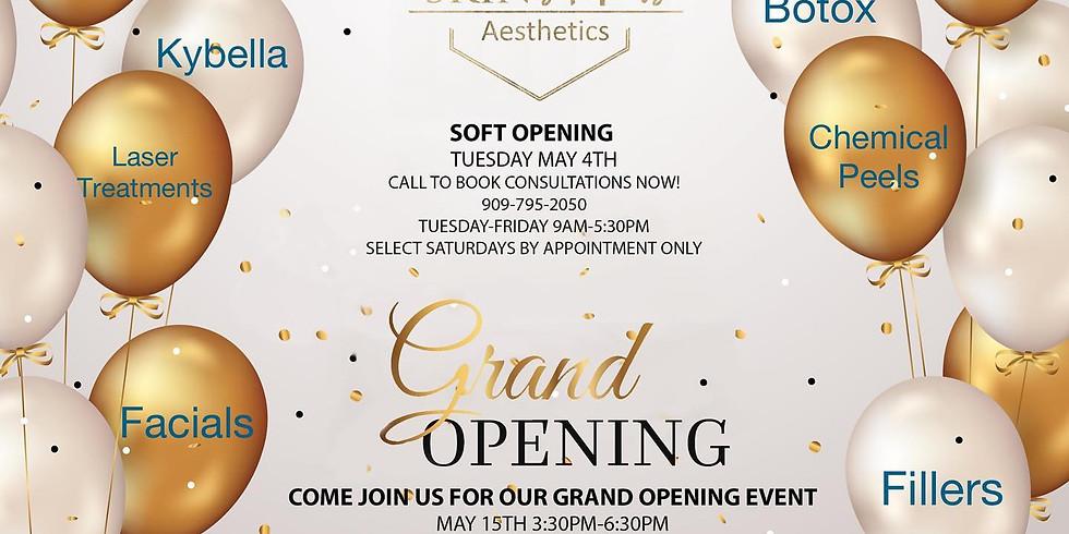 Skin Solutions Aesthetics Grand Opening!