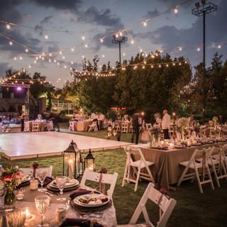 Outside Wedding - California