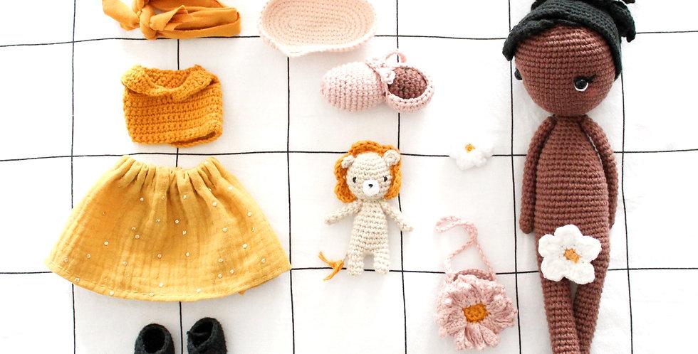 La poupée Câline (Nue)