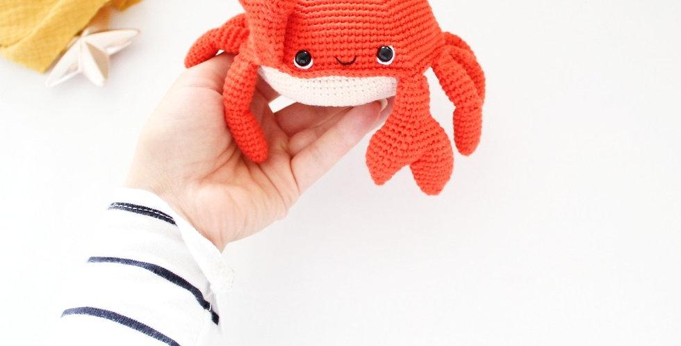 KIT Jacques le crabe