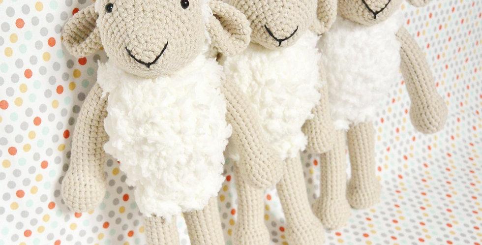 Frimousse le mouton