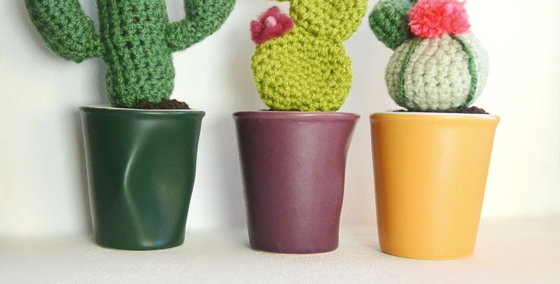 Tutoriel cactus au crochet