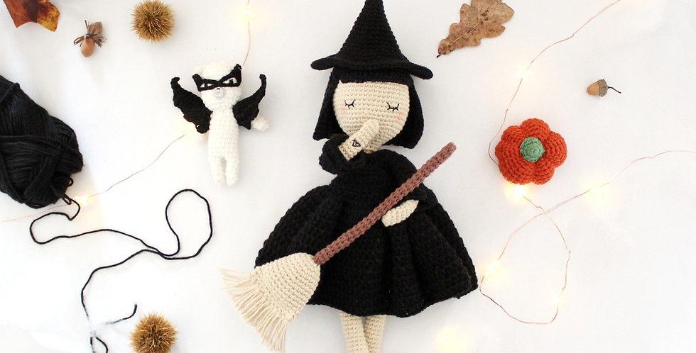 Tenue Halloween pour Suzanne