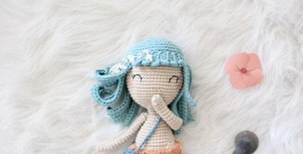 Ambrine the mermaid