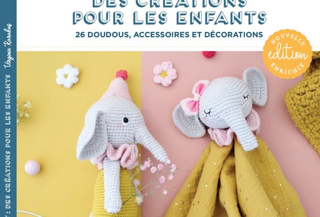 Livre: Des créations pour les enfants
