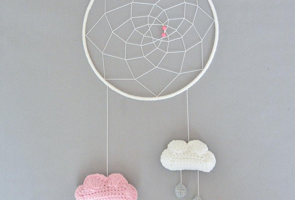 Mobile/ Attrape rêve nuage