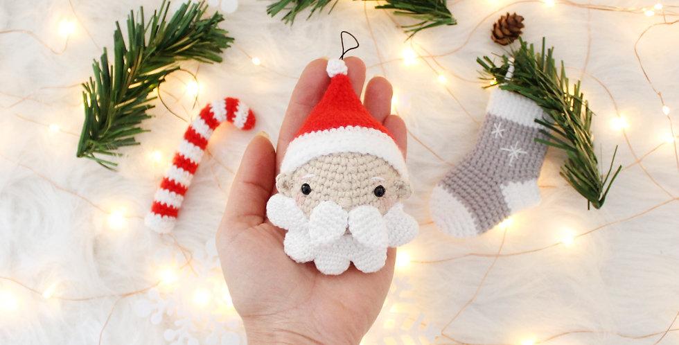 Ma décoration de Noël au crochet