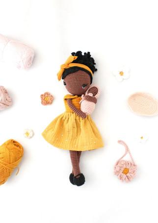 La poupée Câline