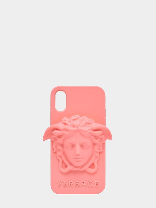 VERSACE - SILICON CASE IPHONE X