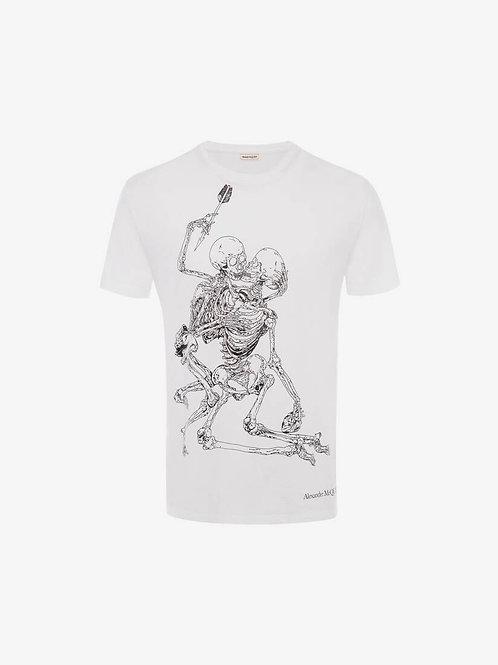 Lovers Skeleton T-Shirt