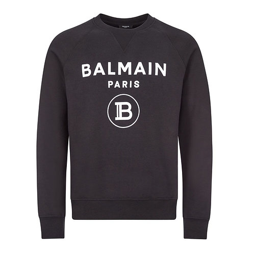 Sweatshirt Flock - Black