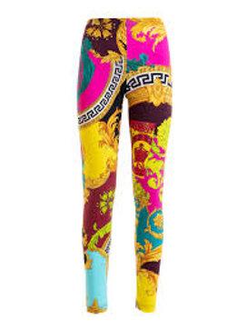 Pants women Versace