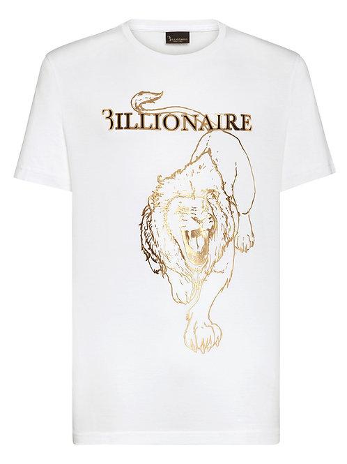 BILLIONAIRE - T-shirt Round Neck SS Lion