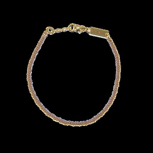 Pearl bracelet Old pink