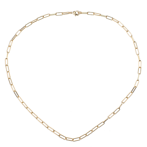 Thick chain necklace 50cm