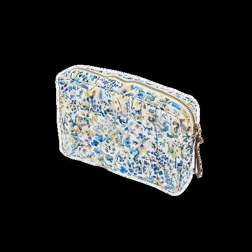 Small pouch, Felda blue