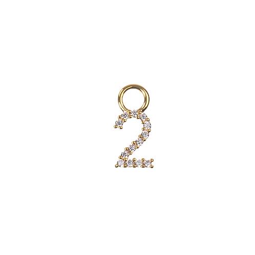 Number charm 2