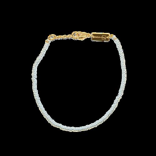 Pearl bracelet Blue