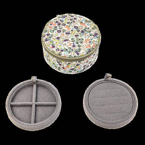 Liberty round jewelry box, Wiltshire