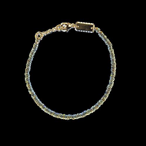 Pearl bracelet Army