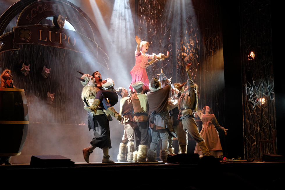 Rapunzel - Il Musical