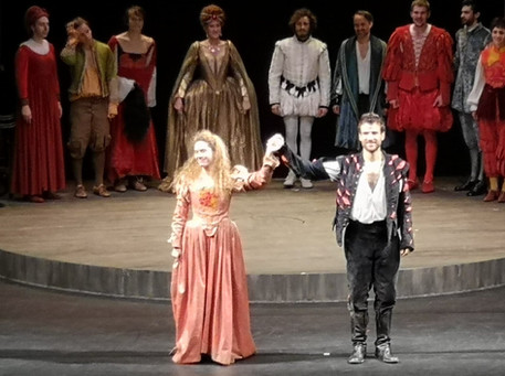 Shakespeare in Love - Il Musical