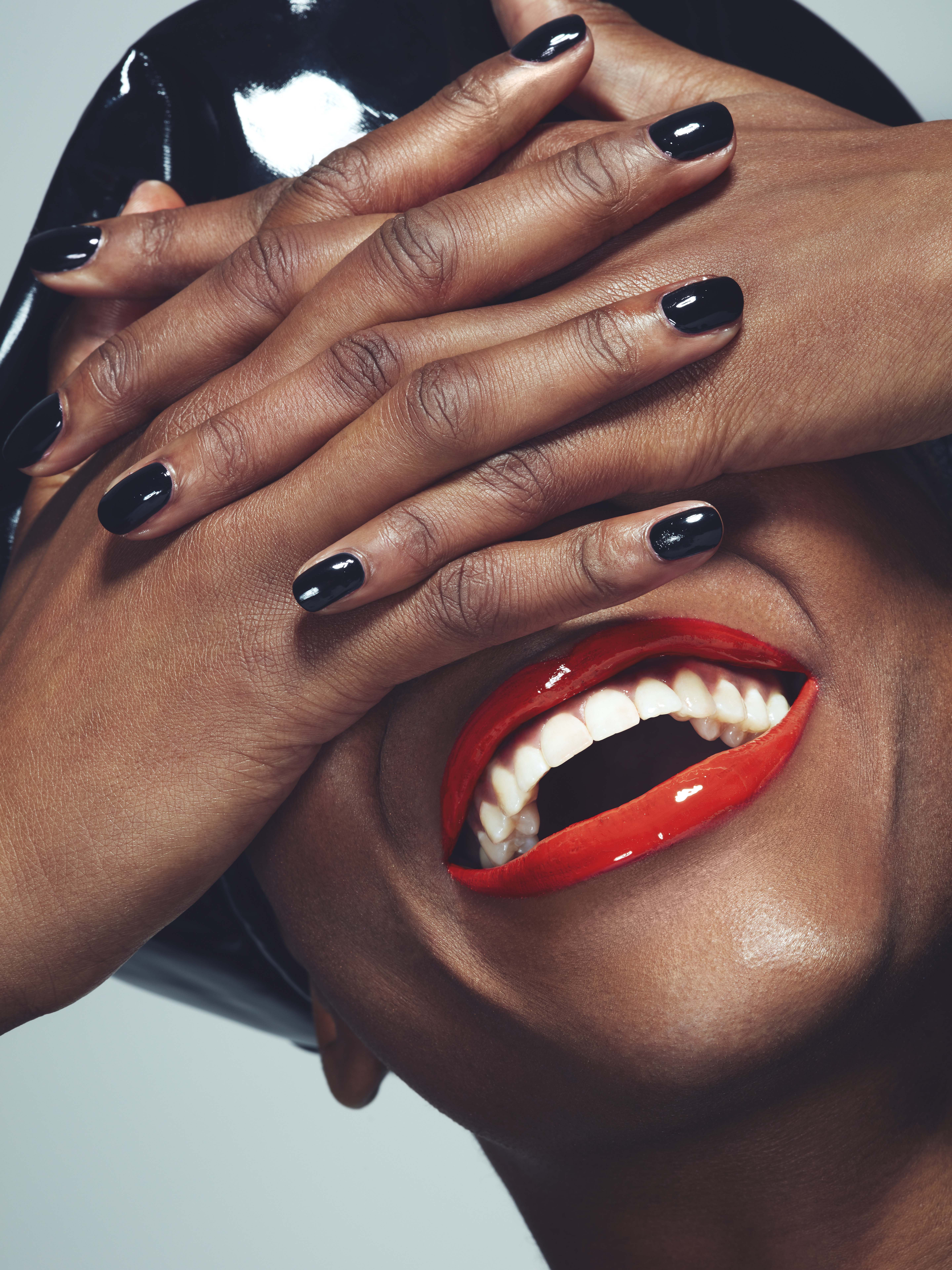 Stylist Magazine Beauty Shoot