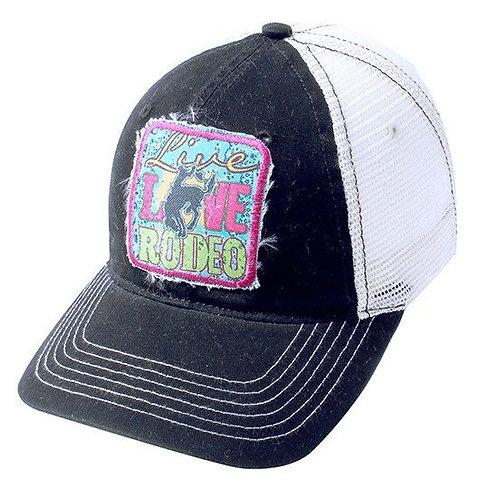 Frontier Rodeo Trucker Cap