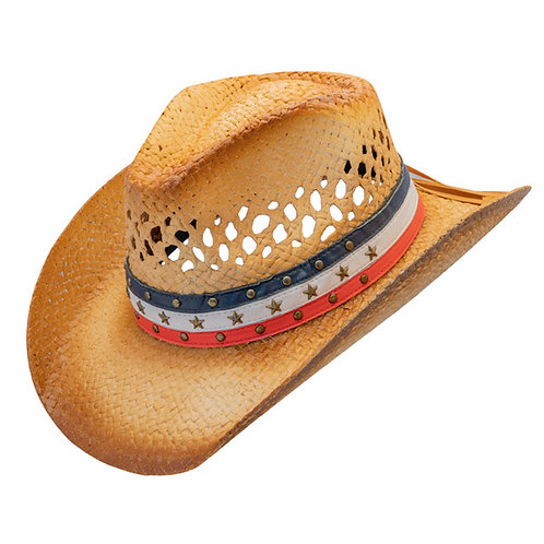 Frontier Rodeo Star Studded Cowboy Hat