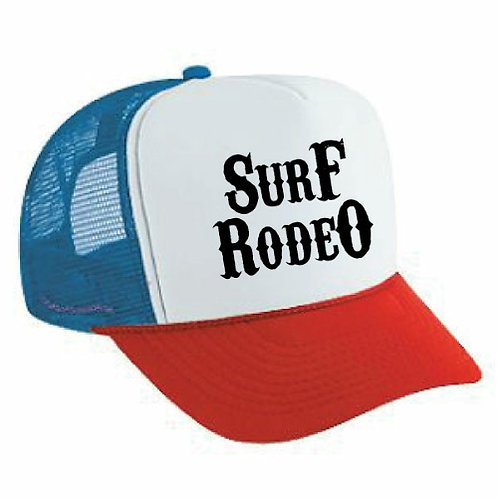 Surf Rodeo Trucker Cap