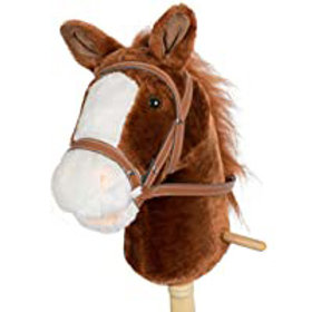 Frontier Rodeo Kid's Stick Horse