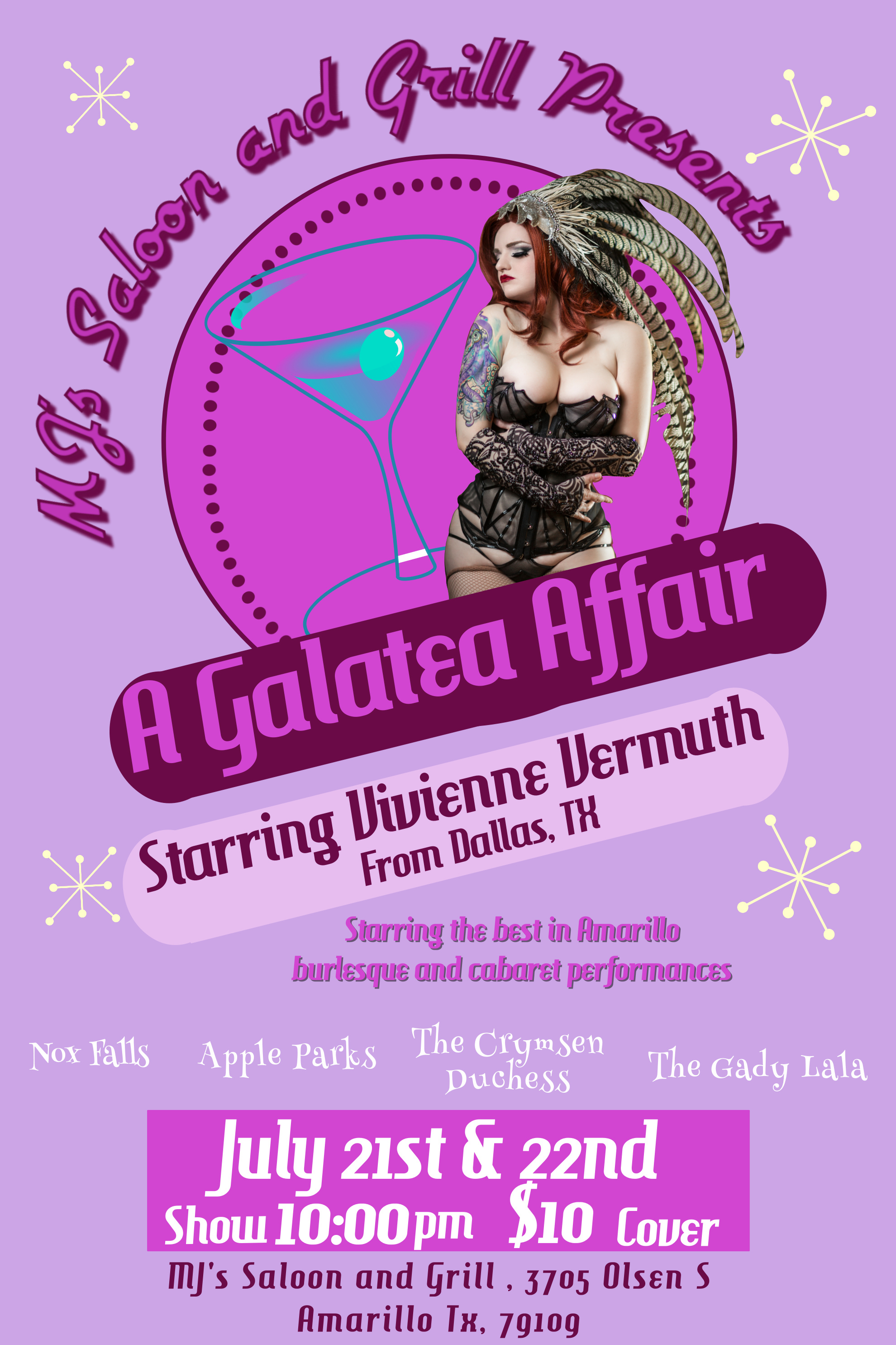 A Galatea Affair