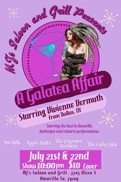 A Galatea Affair