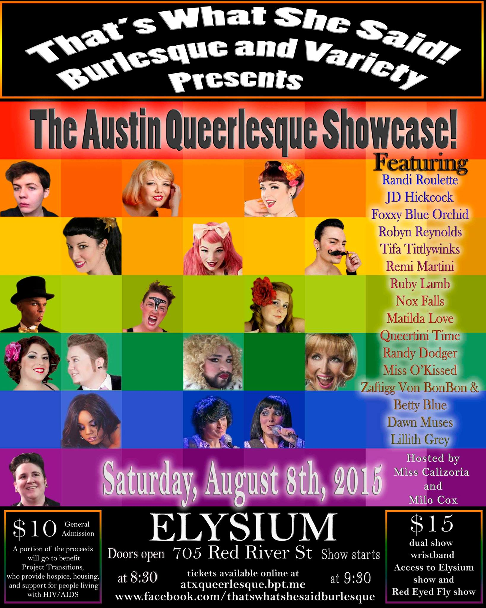 Austin Queerlesque Showcase