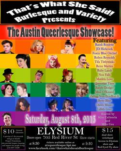 Austin Queerlesque Showcase